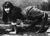 """人类历史上九大怪胎:四腿女人和""""独角兽"""""""