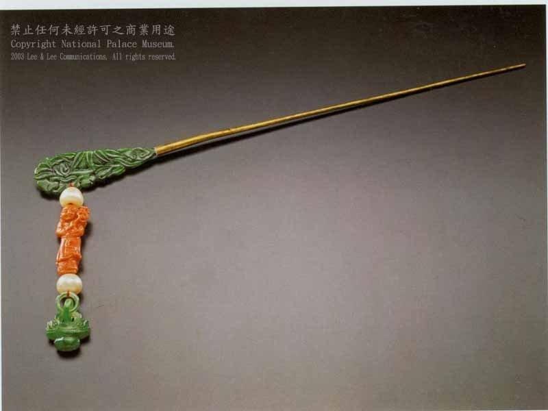 蒋介石带去台湾的宝物 - 云端漫步 - 云端漫步的博客