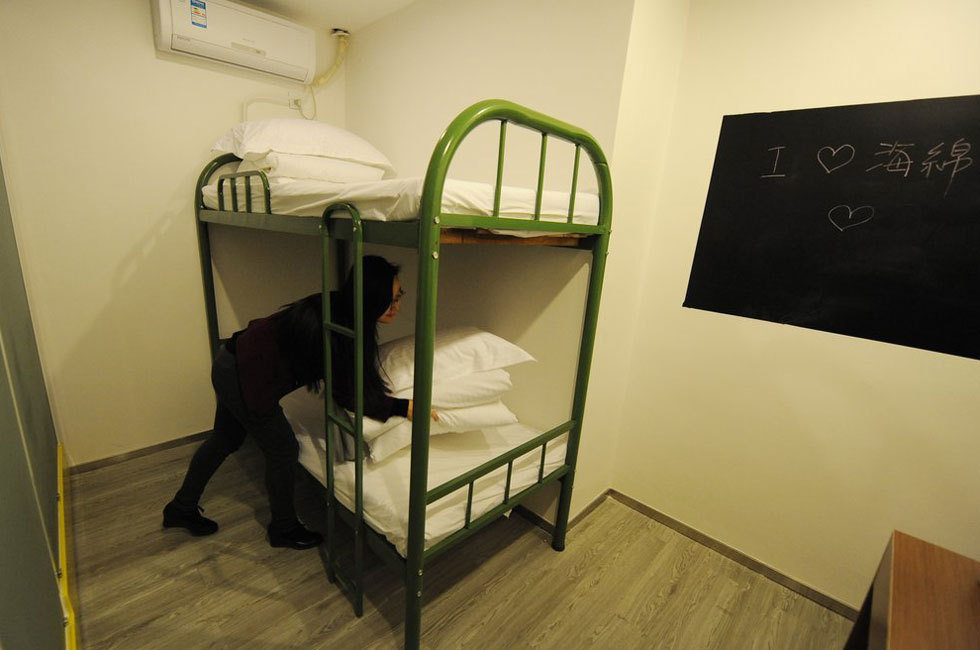 合肥首现情趣旅馆 设监狱房护士房 贴图专区