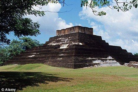 古发现玛雅神庙遗迹 再次证实2012末日预言(图) - 科学探索 - 探索发现|宇宙奥秘|自然地理|历史考古