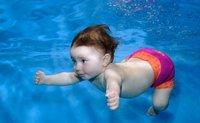 伦敦造全球第一所婴儿游泳馆:释放宝宝天性