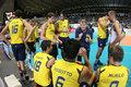 男排世界杯波兰2-3巴西