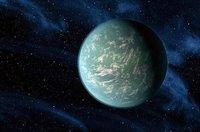 发现首颗类地球的蓝色行星 适宜外星生命存活