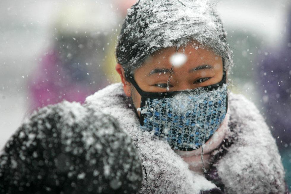 组图:山东等地大雪降温 局地零下39度 - jzyctzt - 榆次堂区欢迎您!