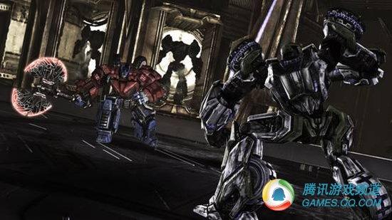 变形金刚:赛博坦大战Transformers:WarforCybertron(TFWFC)当变形图片