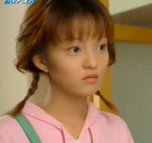 张韶涵饰演的田羽西《MVP情人》,当年这部电视里面最帅的就是现在