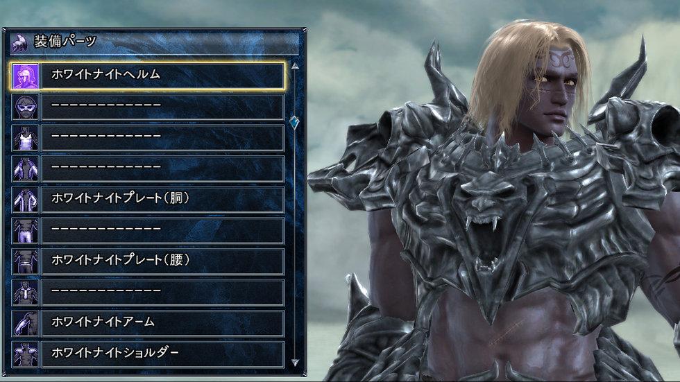 刀魂5 新特典物品黑白骑士铠甲公布