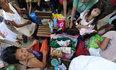 高清:菲律宾洪灾遇难人数突破千人