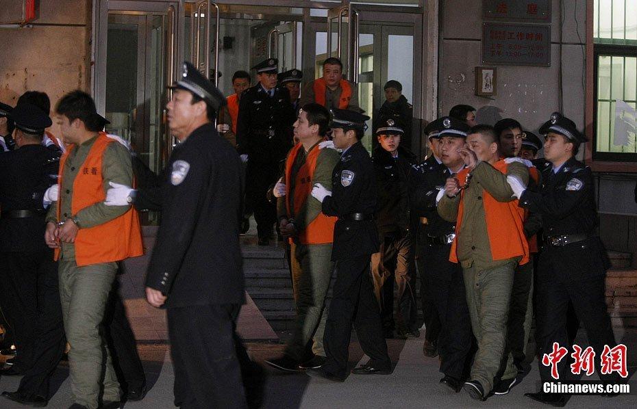 审理在辽宁铁岭市中级人民法院开庭,18名涉嫌赌球和假球的足球俱