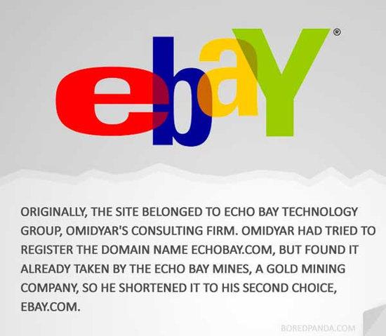 midyar网域名称时,发现Echobay.com已经被别的公司使用,所以才