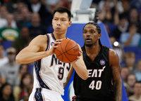 组图:回顾阿联4年NBA漂泊之旅 PK姚明最难忘