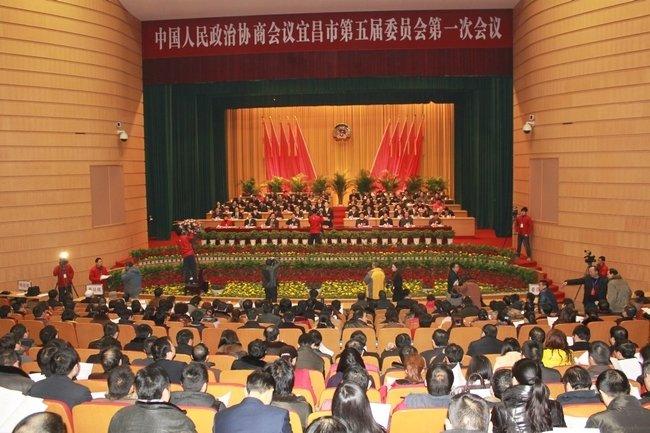 宜昌市两会开幕 五年来9成提案采纳并付诸实践