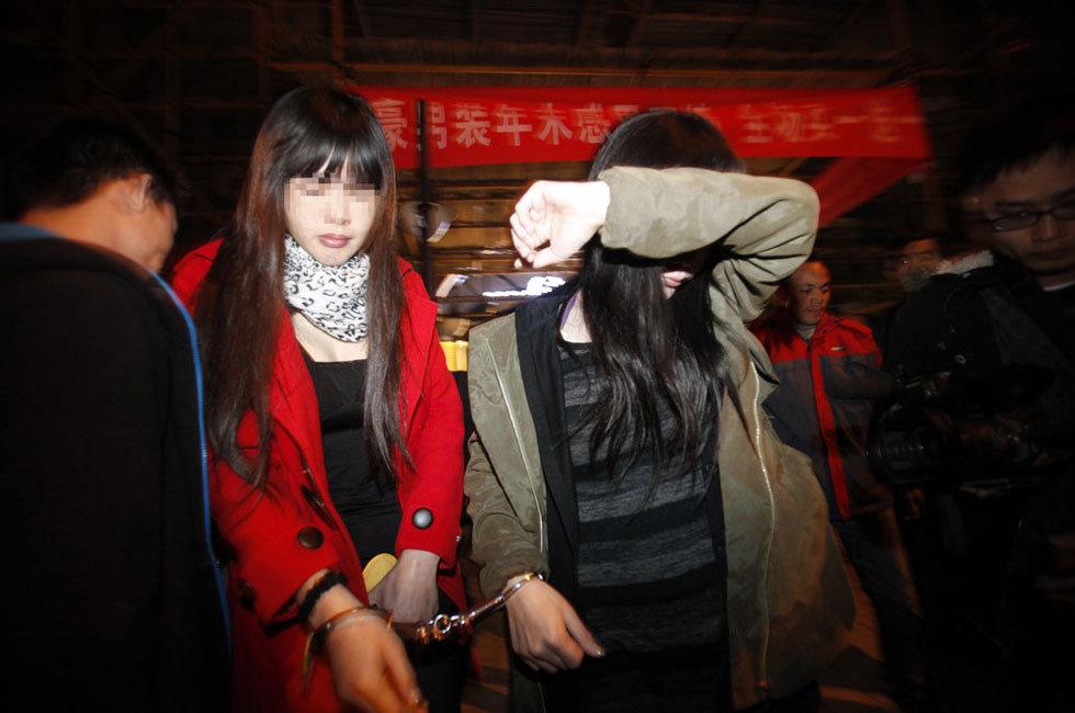 """南宁警方抓获14名""""站街女"""" 全是男儿身 - 中医世家 - 中医世家王汝辉博客"""