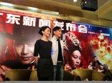 电影《大魔术师》广州首映 周迅渴望尝试喜剧