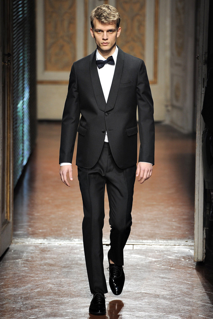 Valentino重现60s意大利绅士