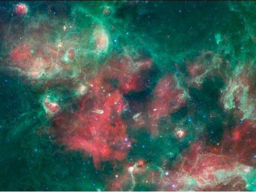 恒星形成区