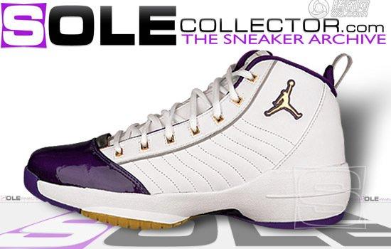 Air Jordan衍生鞋款简介 下