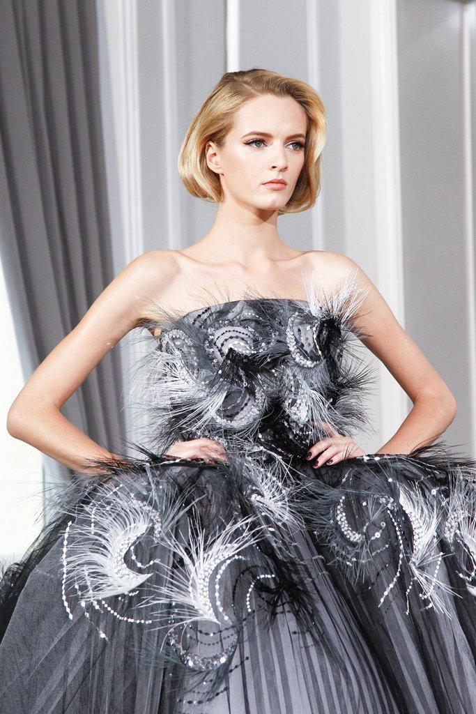 Dior 2012春夏高定复刻经典 - 戴茉茉 - 戴茉茉的博客