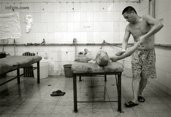 北京最后一个公共澡堂 泡澡的记忆图片