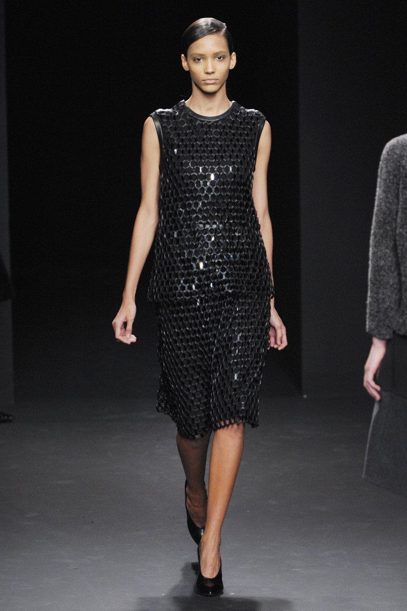 美国第一大品牌Calvin Klein2012年秋冬时装秀隆重上画纽约时装周 - cohon - cohon