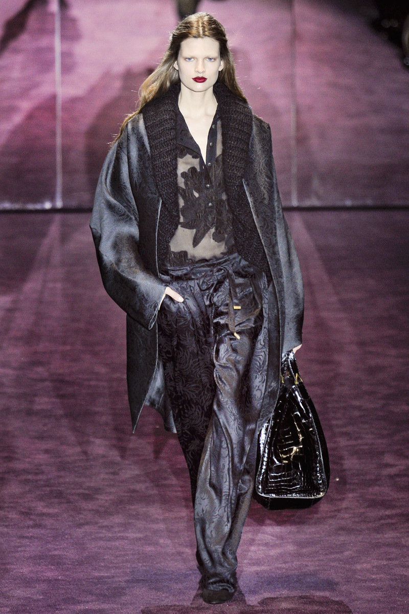 宽松的华丽 Gucci 2012秋冬 - cohon - cohon