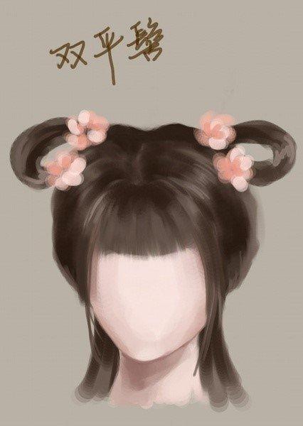 古代女子发型冠戴越看越潮(2)