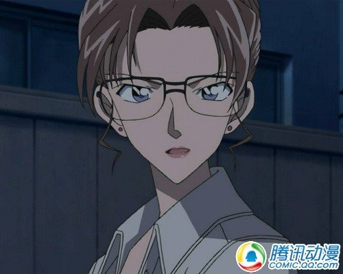VOL.盘点《名侦探柯南》中的十大气质美女! - 樱田优姬 - 二次元会馆