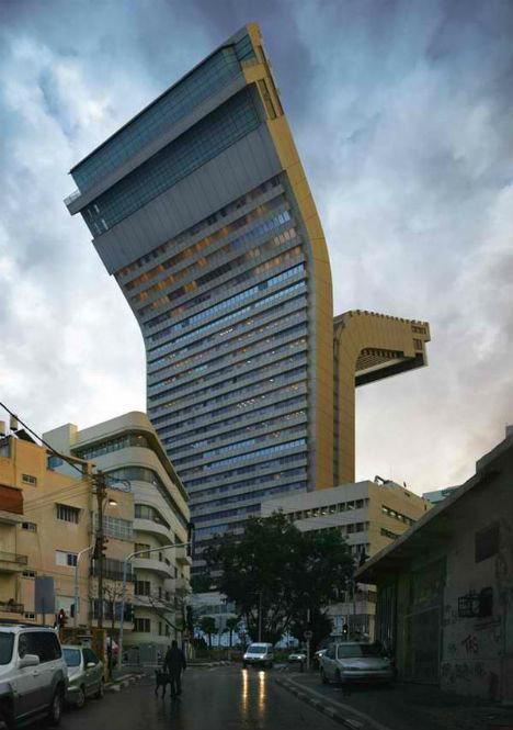 超现实狂野建筑设计:像书一样打开的楼房(组图) - 科学探索 - 科学探索