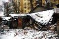 哈尔滨6户居民梦中被拖出 40年家瞬间铲倒