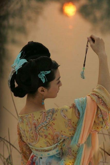 范冰冰《杨贵妃》气走导演 大唐美人造型养眼 - 梦幻12315 - 梦幻人生家园