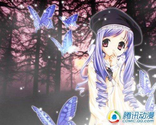 VOL.盘点动漫中最会卖萌的十大美萝莉 - 樱田优姬 - 二次元会馆