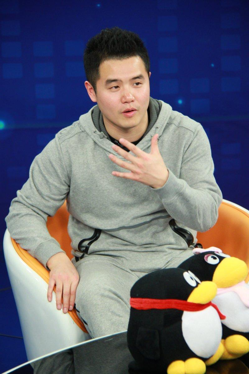 高清 刘国正做客腾讯访谈 展望世乒赛决赛