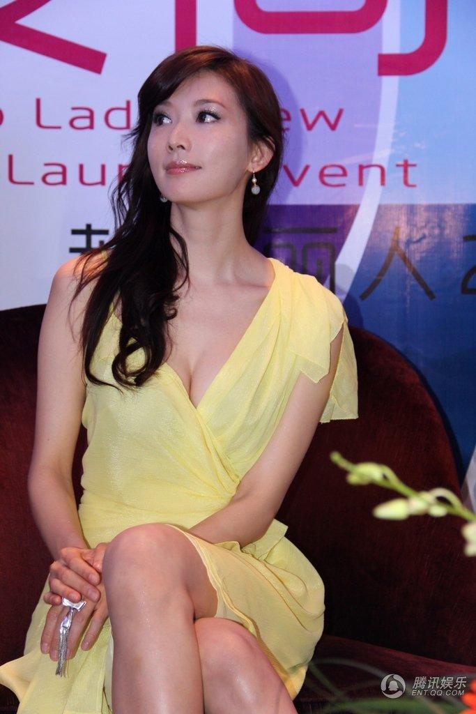 林志玲性感亮相风情万种 否认为台湾第一美女 - 美图集中营 - 美图集中营的博客