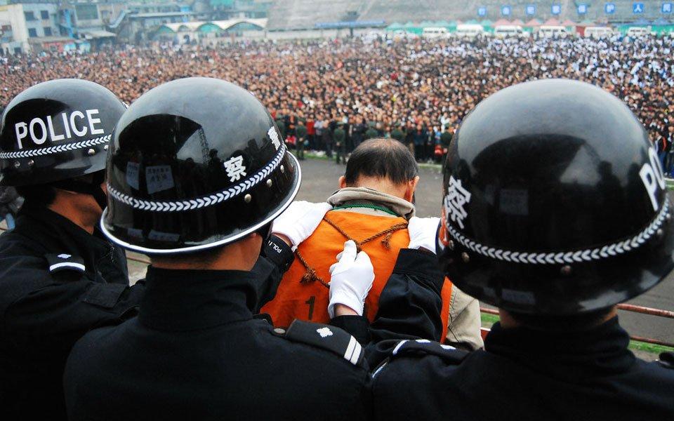 名被告人进行了宣判.  2009年3月26日,湖南省郴州召开公捕公判大图片