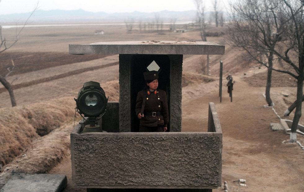 高清:外国记者拍摄朝鲜乡村风景 - 武则天86的