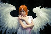 3d美女天使图片欣赏