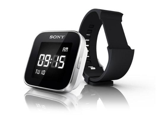 索尼设计 新奇安卓腕表