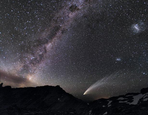 银河周围发现大量卫星星系 暗物质理论受挑战(图) - 科学探索 - 科学探索