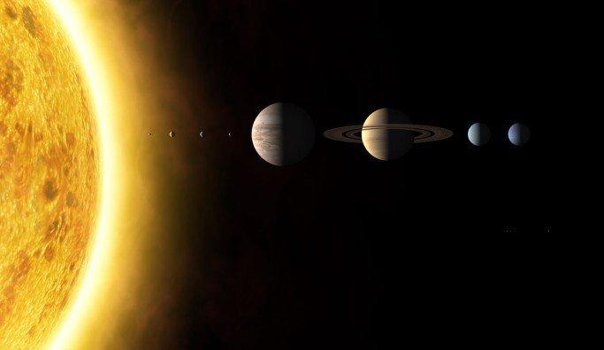 红巨星阶段的太阳将摧毁火星轨道 ...