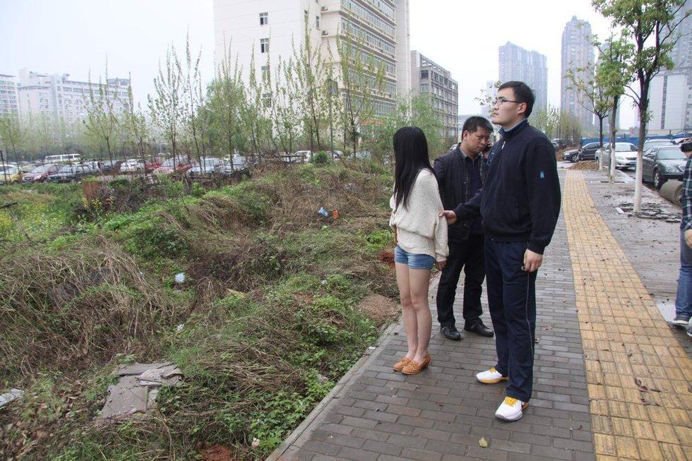 南昌16岁少女与男友涉嫌两宗碎尸案 (高清图)