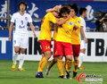天津主场0-3完败城南