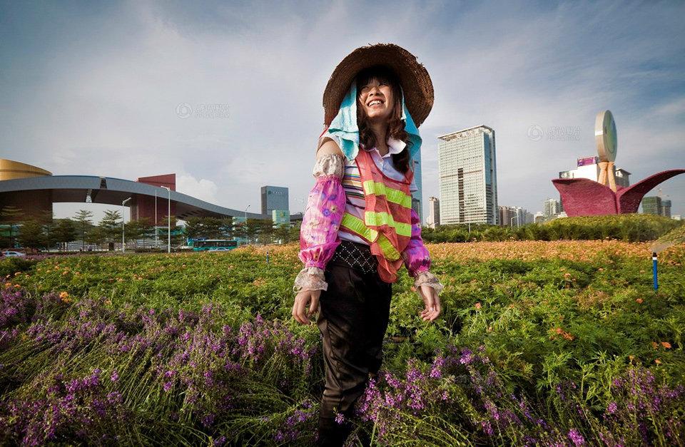 农民工我的兄弟姐妹摄影大赛之最美农民工 新