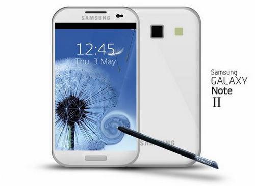 三星将在8月29日发布Galaxy Note 2抢占新iPhone市场