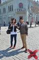 组图:哈尔滨街拍鞋迷风采