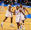 高清:NBA总决赛-三巨头72分热火险胜雷霆1-1