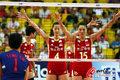 高清:中国女排3-0中华台北 佛山站迎开门红