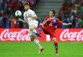 葡萄牙队对阵捷克队