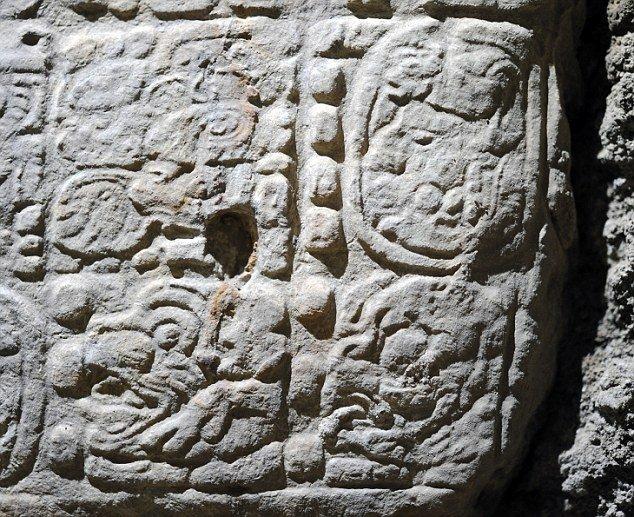 考古最新发现玛雅铭文记录证实世界末日时间 - 科学探索 - 科学探索