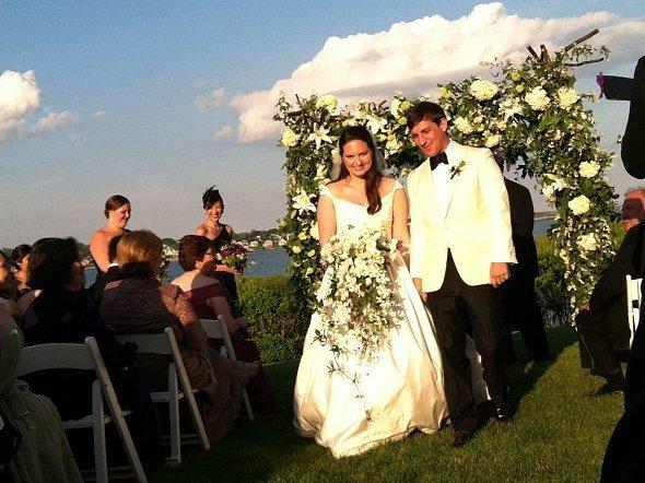 盘点Facebook背后百万富翁们的结婚故事