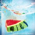 夏日�I�B品:西瓜